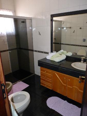 Pousada Bella Casa: Bath