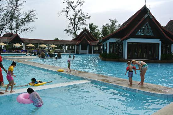 Club Med Phuket : the pool