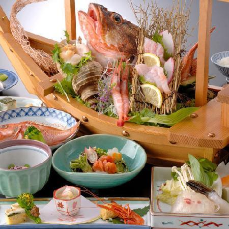Yutouya Ryokan: 料理例