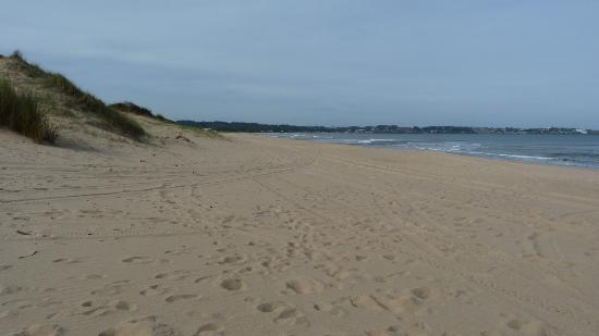 Punta Ballena, Uruguay: Beach. Nobody in May))) +20 C - no season