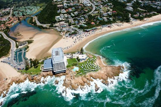 Plett Beachfront Accommodation : Central Beach
