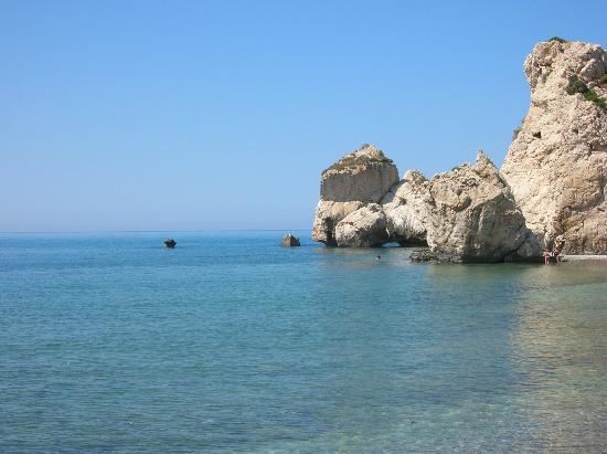 Dimma Seaside Houses: Petra tou Romiou (bus 631)