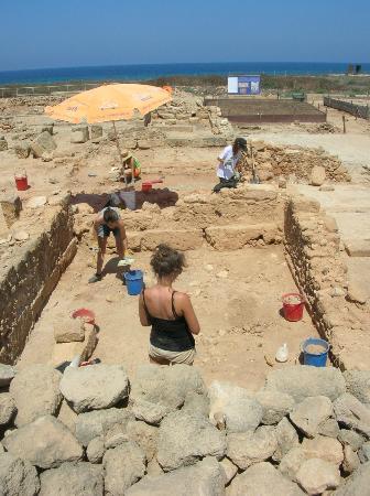 Dimma Seaside Houses: gli scavi dei mosaici Kato Pafos 