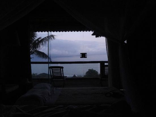 The Shore Villa: Early morning, taken from the bed