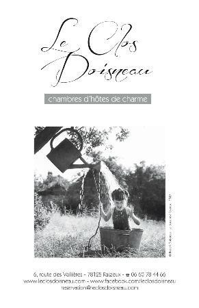 Raizeux, France : Le Clos Doisneau