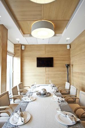 CityHotel: restaurant