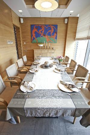 CityHotel: vip room/restaurant