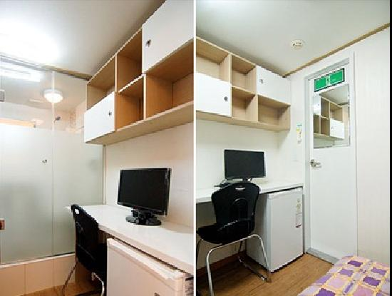 Dongdaemun Hostel: Room1