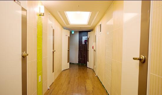 Dongdaemun Hostel: 내부