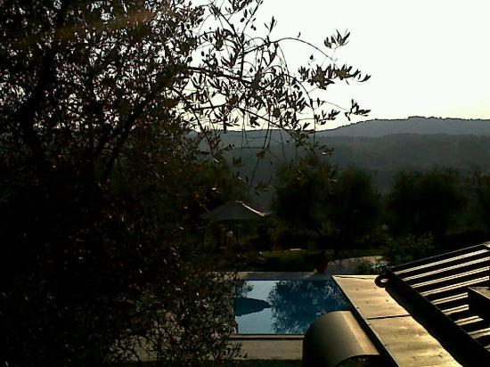 San Giustino Relais: piscina