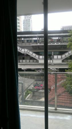 The Heritage Bangkok : View from room