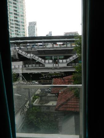 The Heritage Bangkok: View from room