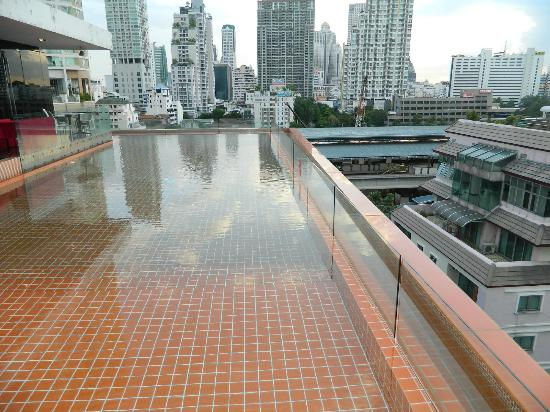 The Heritage Bangkok : Rooftop pool
