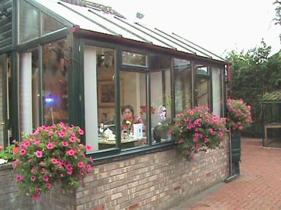 Burswood Guest House: Breakfast Room