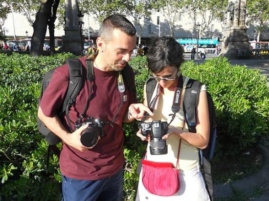 Barcelona Photowalk