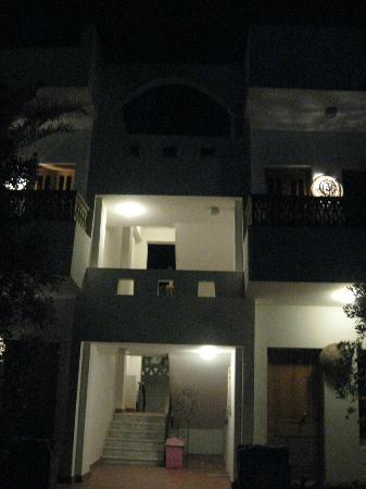 Star Of Dahab Hotel: Stairwell