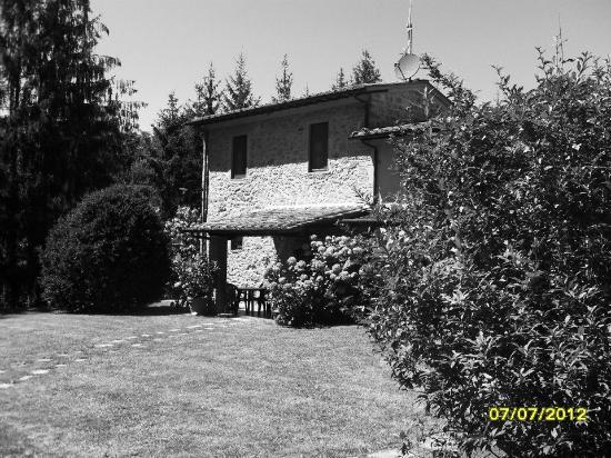 Agriturismo I Pianacci : Vista della facciata