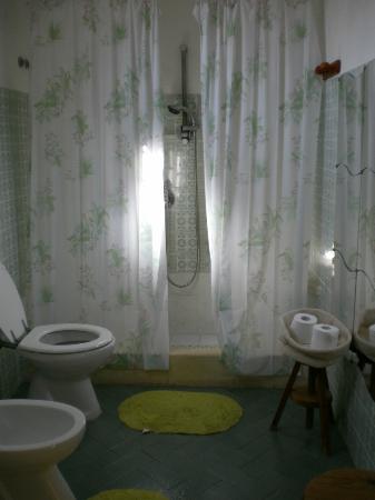 Il Trulletto: bagno