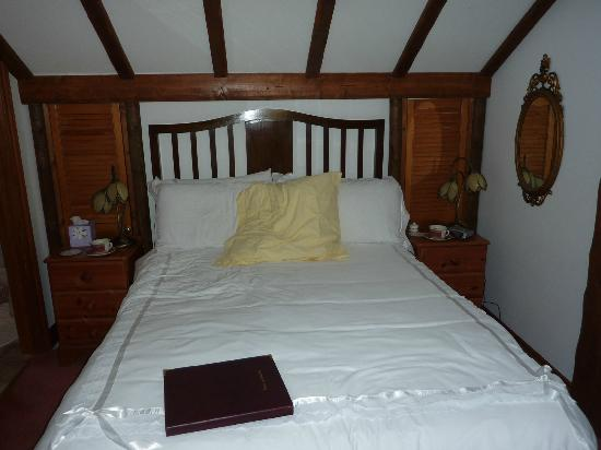 The Brufords Bed and Breakfast: bedroom