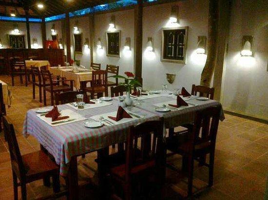Panchi Villa Restaurant & Bar: Panchi Villa Restaurant