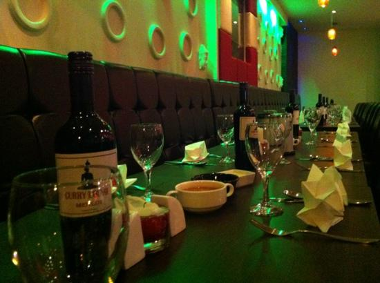 Saba Thai & Curry Lounge: Private party - 10 starters for £12.95 includes Thai and Indian's starters at Saba