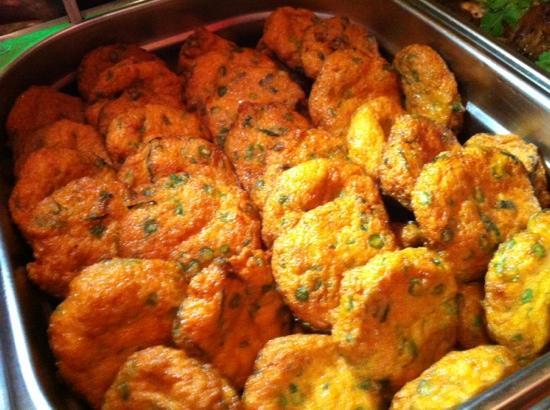 Saba Thai & Curry Lounge: Thai fish cake