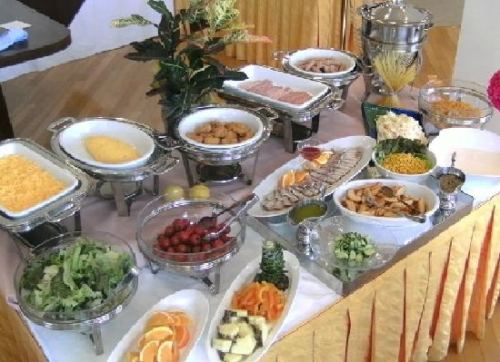 R Hotel Inn Kitakyusyu Airport: Banquet 宴会料理