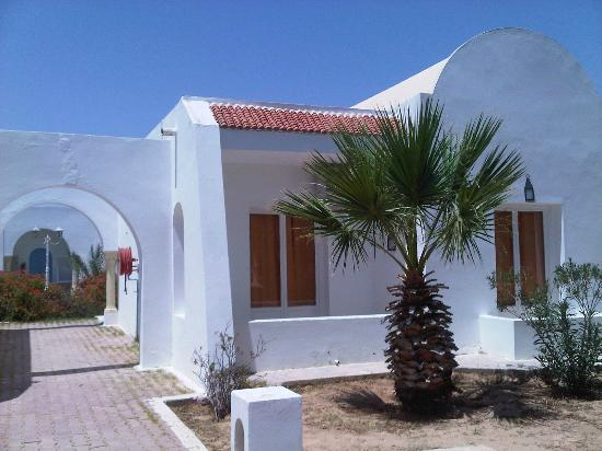 Hotel Club Ksar El Jem: Bungalows