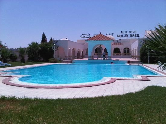 Hotel Club Ksar El Jem: Swimming Pool