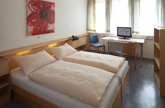 AllYouNeed Hotel Vienna 4: Doppelzimmer