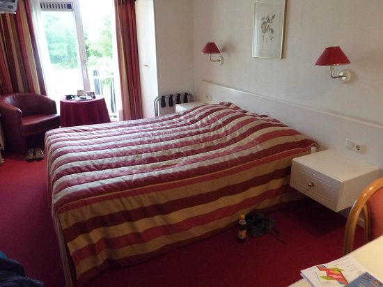 BEST WESTERN Hotel Slenaken: The Room