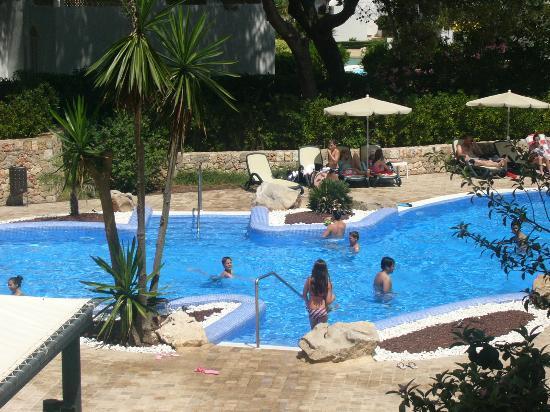 Hipotels Apartamentos Hipocampo Playa: piscina