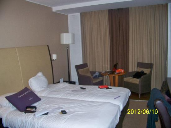 Golden Tulip Accra: Room