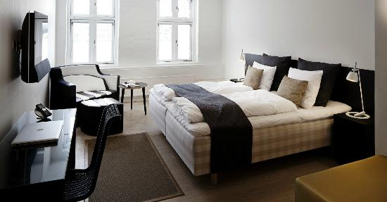 Hotel Oasia Aarhus: Double Room