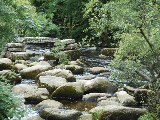 Rocks at Dartmeet