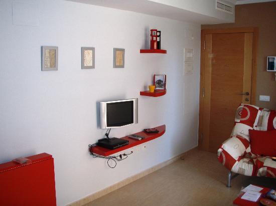 Apartamentos Vila d'Oropesa VII: Salon
