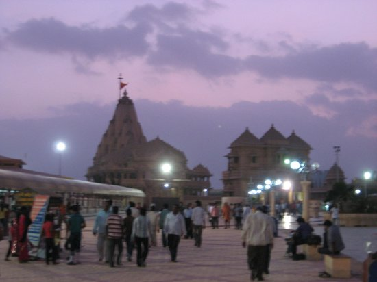 Somnath Temple, Veraval Gujarat