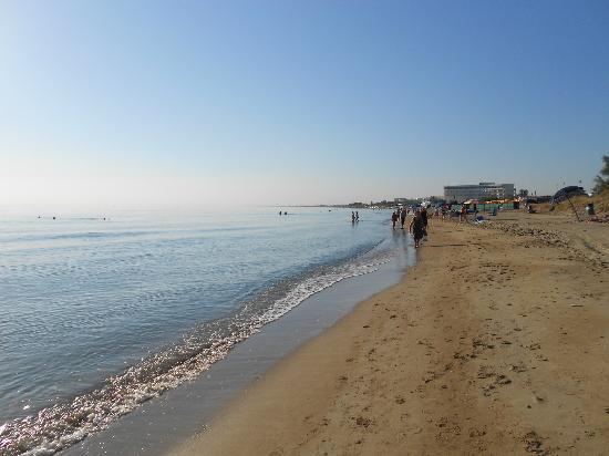 GranSerena Hotel: spiaggia