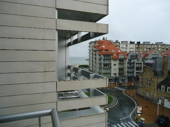 Hotel Cosmopolite : vue