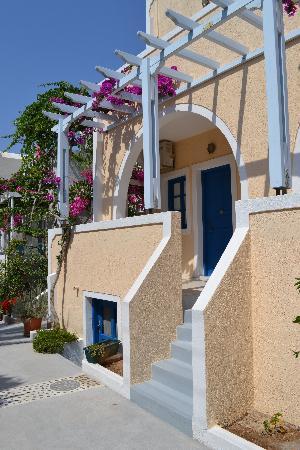 Dioskouri Art Villas : Billede af lejligheden udefra