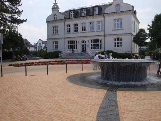 Lindner Country & Strand Hotel Timmendorfer Strand: Rathaus in Timmendorfer Strand