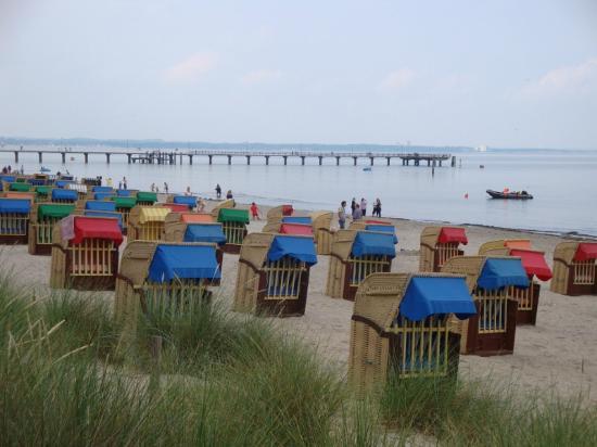 Lindner Country & Strand Hotel Timmendorfer Strand: Beach