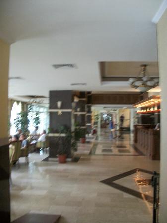 Hotel Central: lobby