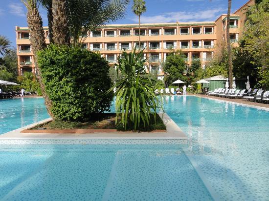 La Mamounia Marrakech: Piscina
