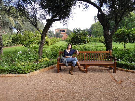 لا مامونيا: Il parco 
