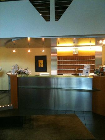 Michel Hotel Suhl: Empfang