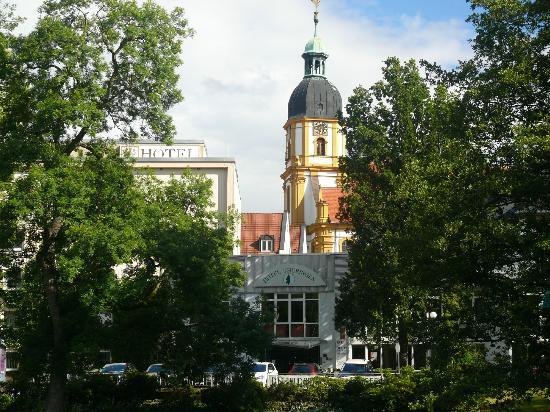 Hotel Thüringen: Ausenansicht