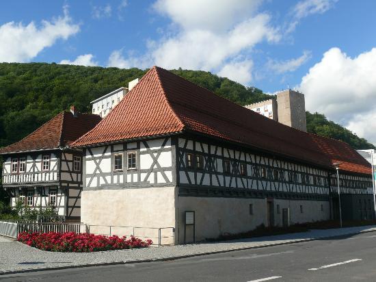 Hotel Thüringen: Waffenmuseum