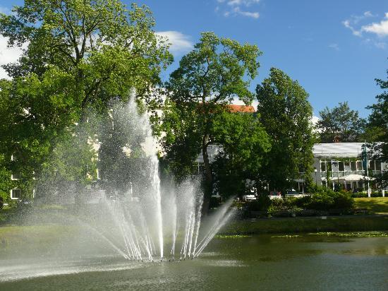 Michel Hotel Suhl: Platz der Deutschen Einheit