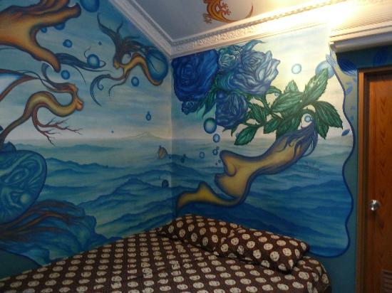 Setia Kawan: Room artwork